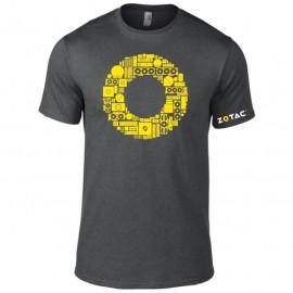 ZOTAC T-Shirt Ring Logo